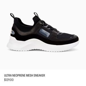 Ultra Neoprene Mesh Sneakers Calvin Klein.